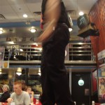 Singing Waiter in New York