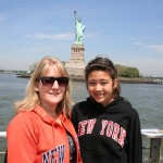 cruise to Statue of Liberty.