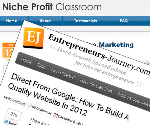 Product Launch Goal Setting with Niche Profit Classroom