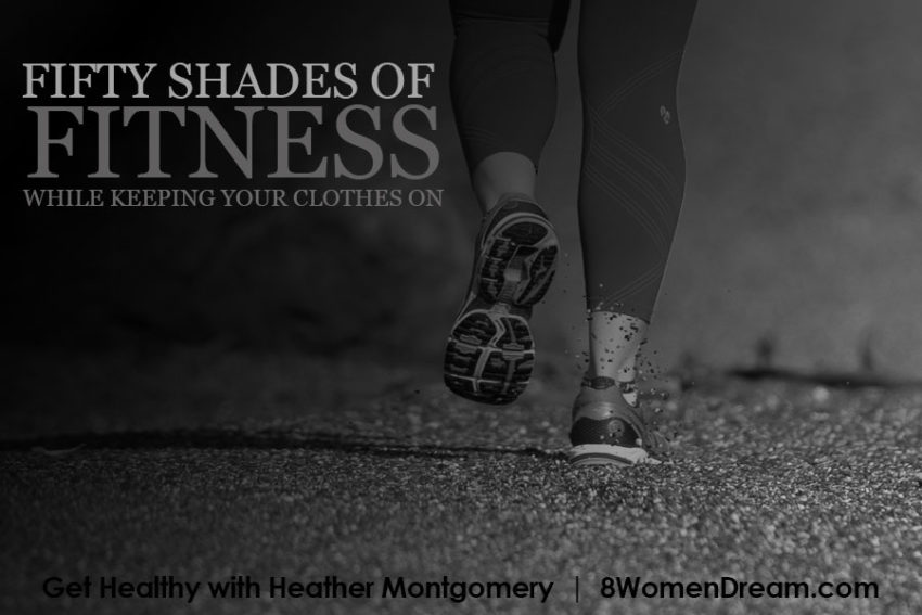 Fifty shades of fitness workout with Heather Mongomery