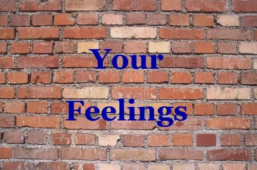 Hitting the wall and letting your feelings stand in the way of your dreams