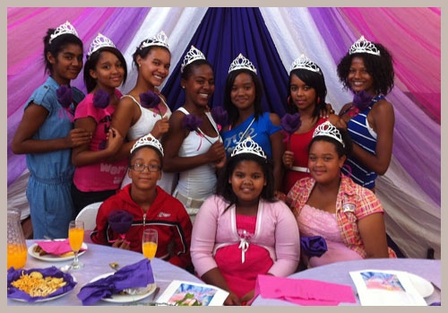 Motivating Girls: The Princess Day Project Beautiful Princesses