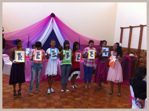 Motivating Girls:The Princess Day Project Learning Respect