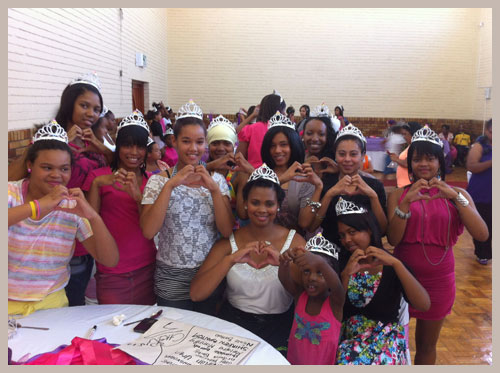 Motivating Girls: The Princess Day Project Making the Just Pursue It Heart