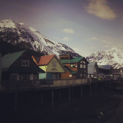 Travel to Alaska: Seward and Kenai Fjords National Park