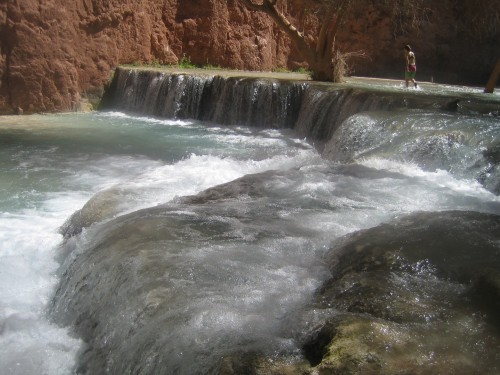 A Grand Canyon Travel Dream: Beaver Falls
