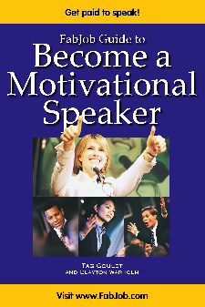 Best Motivational Speaker Books: FabJob Guide to Become a Motivational Speaker