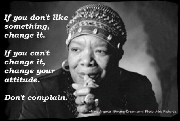 8 Dream Big Quotes by Maya Angelou