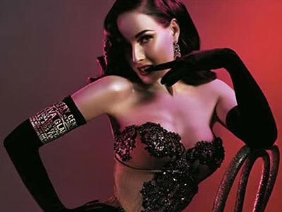 The Joy of Empowering Women Through Burlesque