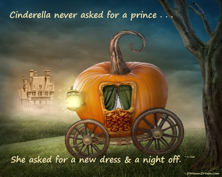 The Secret to Being a Great Blog Writer - Moral to the story of Cinderella