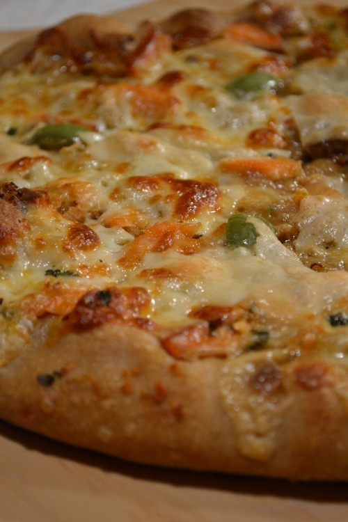 Create the Perfect Wine Country Dream Kitchen: Pizza every Friday