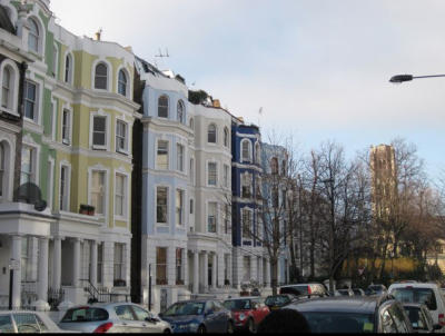Notting Hill travel dream