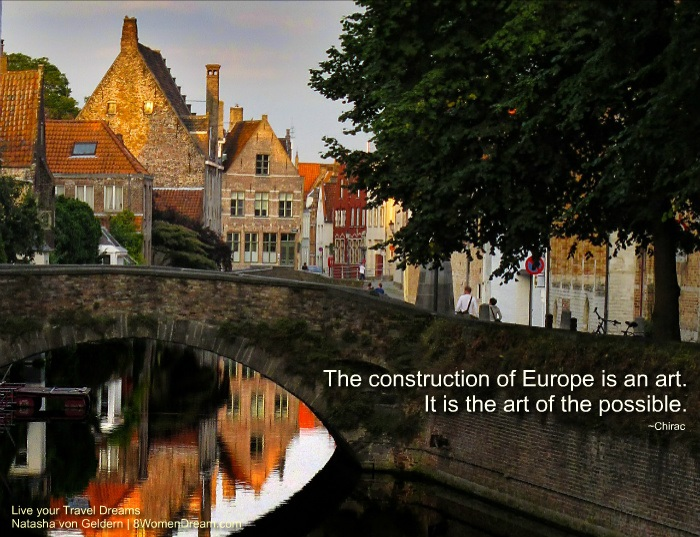 8 Must-Sees on a European Dream Vacation: Quotes about Europe