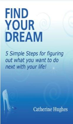 Find Your Dream E-book Amazon cover