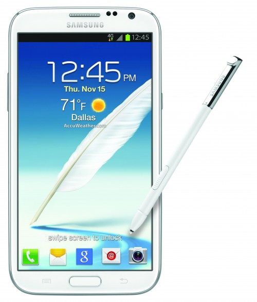 Dream Product Review: Samsung Galaxy Note II with the S Pen
