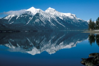 Finding Happiness in Big Sky Country - Glacier National Park