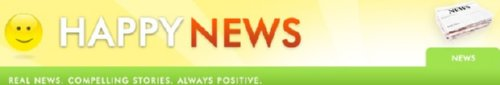 8 Places Online to Find Positive News: Happy News