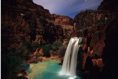 Monday off travel dream: Havasupai Falls