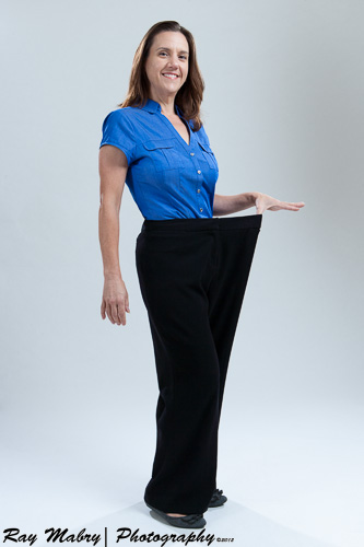 Avoid These Weight Loss New Year's Resolutions: Heather's in bigger pants