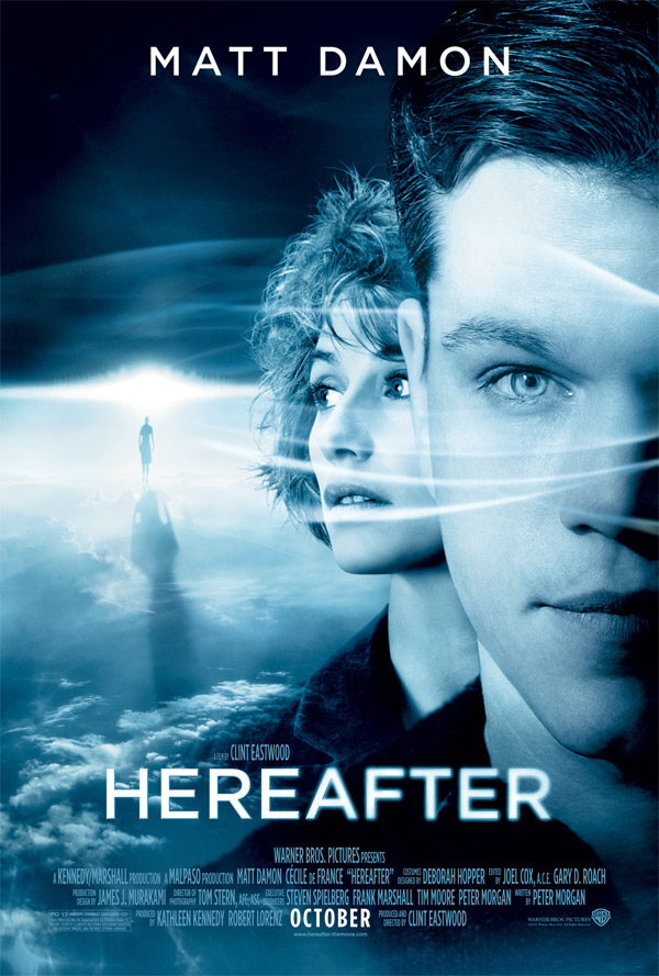 Screenwriter Dreams While Sleeping Through HereAfter