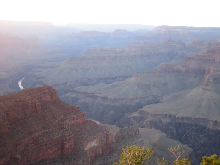 Travel Dreaming is Like Hiking the Grand Canyon