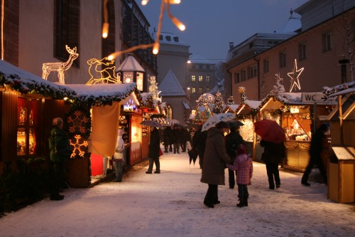Holiday Travel Dreams: Top 8 Christmas Markets in Europe - Europe Christmas markets