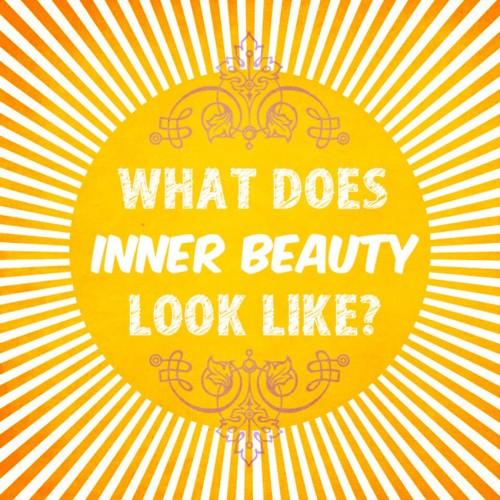 What Does Inner Beauty Look Like? By Iman Woods