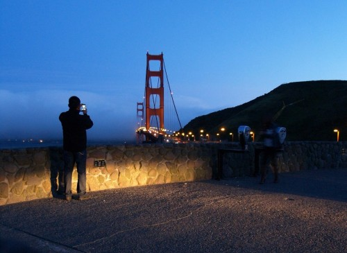 Images of the Golden Gate Bridge - 7 tips for orgnaizing a successful photogrpahy group