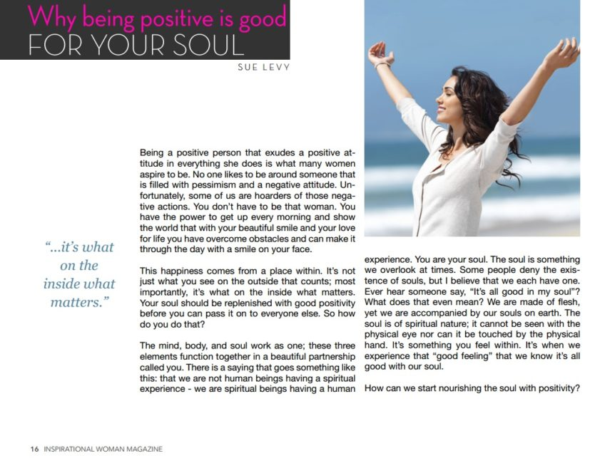 How to Find Hope by Having a Grateful Heart: Inspirational women magazine
