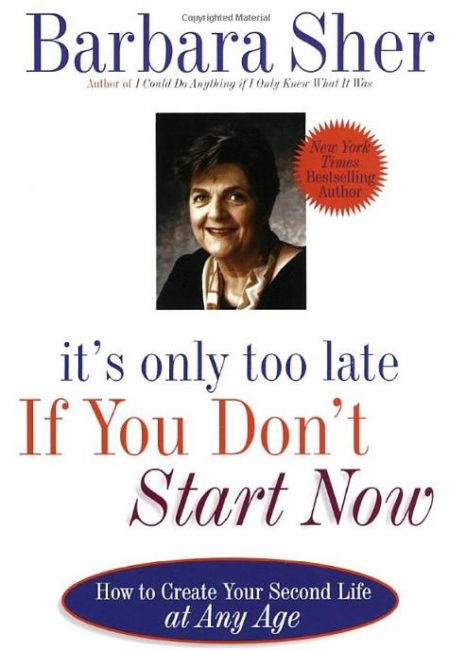 Dealing with Dream Fear: It's only too late if you dont start now