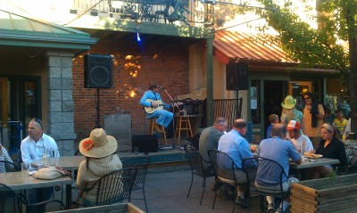 Patio Party at Flagstaff Brewing Co.