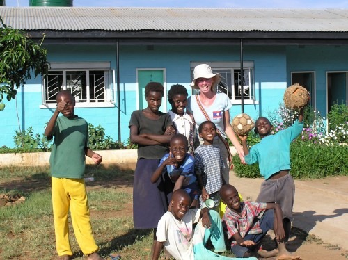 Volunteer Travel Abroad: Lubasa Childrens Home Zambia