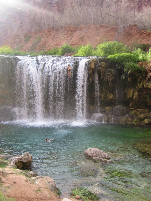 Havasupai Falls: A Grand Canyon Travel Dream: Navajo Falls 2