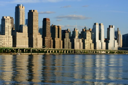 Best City Breaks: New York City or London? New York City from the water