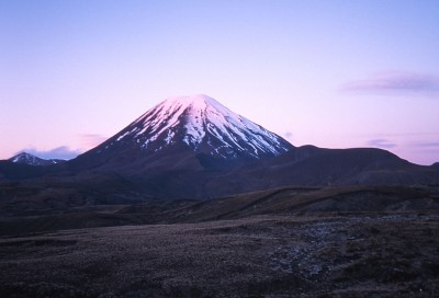 Ngauruhoe, New Zealand (pic: Michael von Geldern)