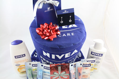Giveaway for Nivea New Years Eve Prize Pack