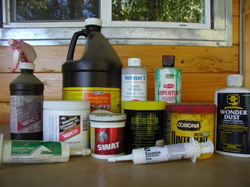 What's in a Horse Medicine Cabinet
