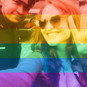 Finding Happiness Through NYC Pride In the Name of Love