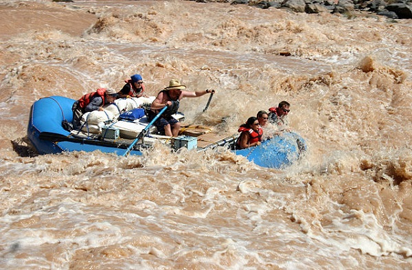 Perfect Travel Experience: 8 Days In the Grand Canyon - River Rafting trips