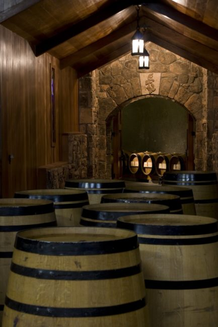 A. Rafanelli Winery Cellarsin Healdsburg, California
