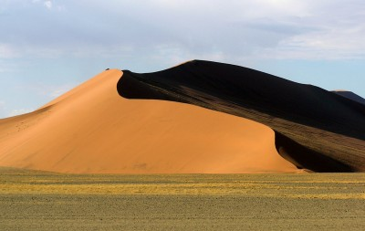 Red Dunes at Sesriem Namibia