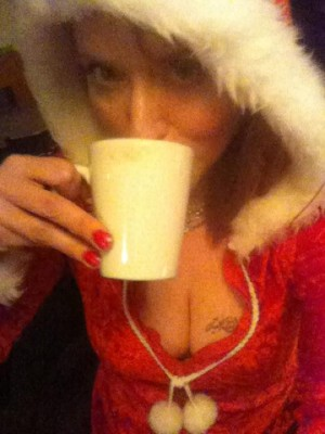 SANTA BABY GINGERBREAD HOT TODDY