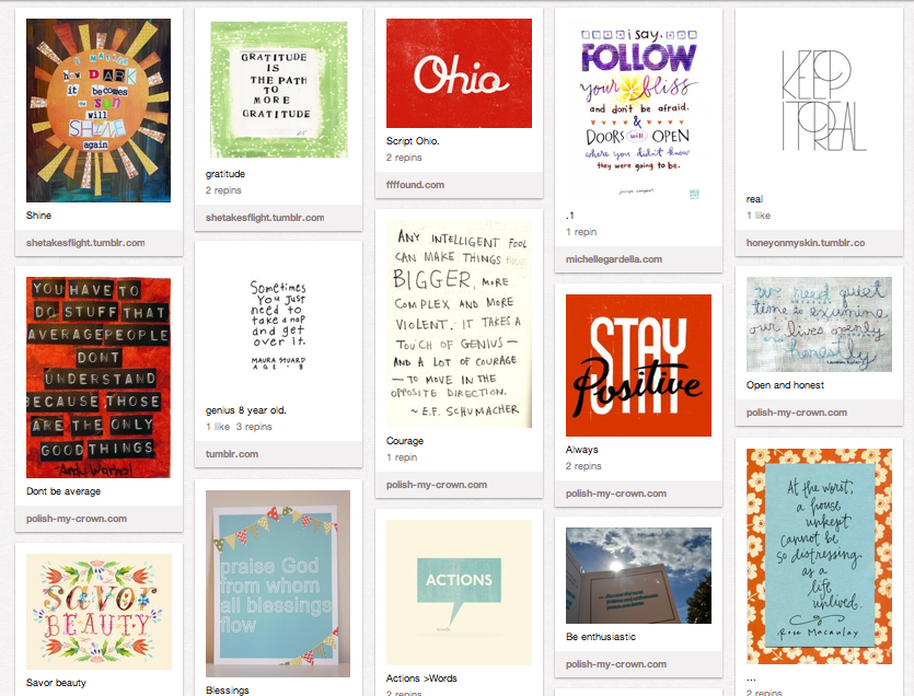 Using Pinterest to Save and Share Dream Inspiration