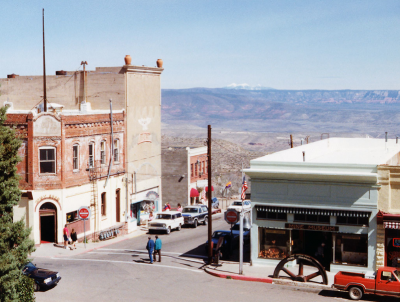 Monday off Wine Travel: Arizona Wine Country City of Jerome