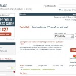 Sell Products Online with clickbank marketplace