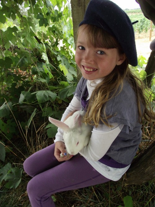 An American Dream Mother's Day Story: My Sweet Petite with baby Jack Lapin