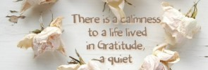 8 Ways to be Thankful on Such a Thankful Thursday