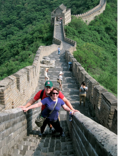 Teaching English Abroad: An American Woman's Journey from Missouri to China