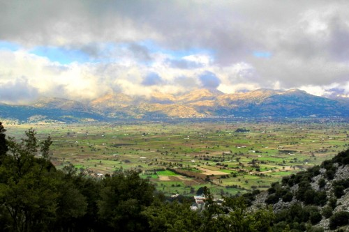 How to Plan your Dream Vacation in Crete - The Lasithi Plateau in Crete