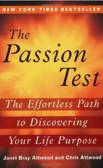 The Passion Test by Janet Chris Attwood a find your passion book